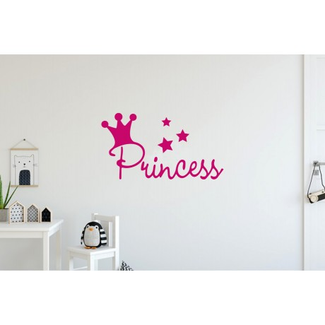 Stickere Princess