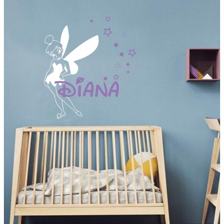 Sticker Nume personalizat Diana