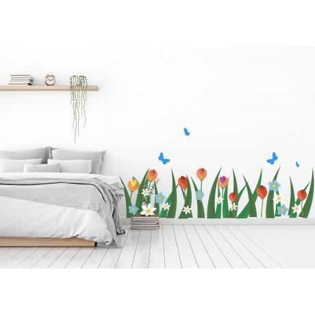 Sticker Flori de Câmp