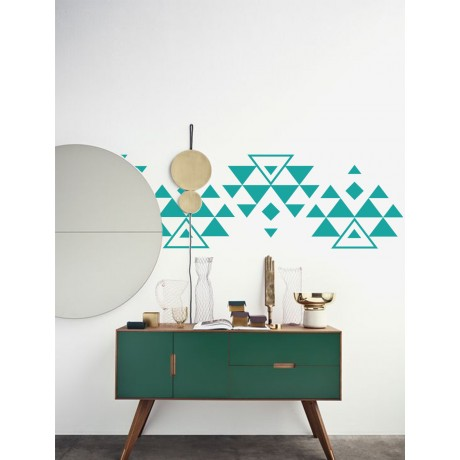 Sticker Geometric