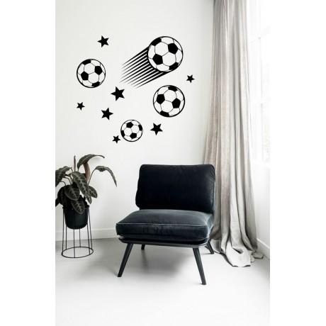 Sticker Mingi de Fotbal