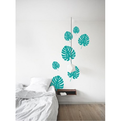 Sticker Palm leaves