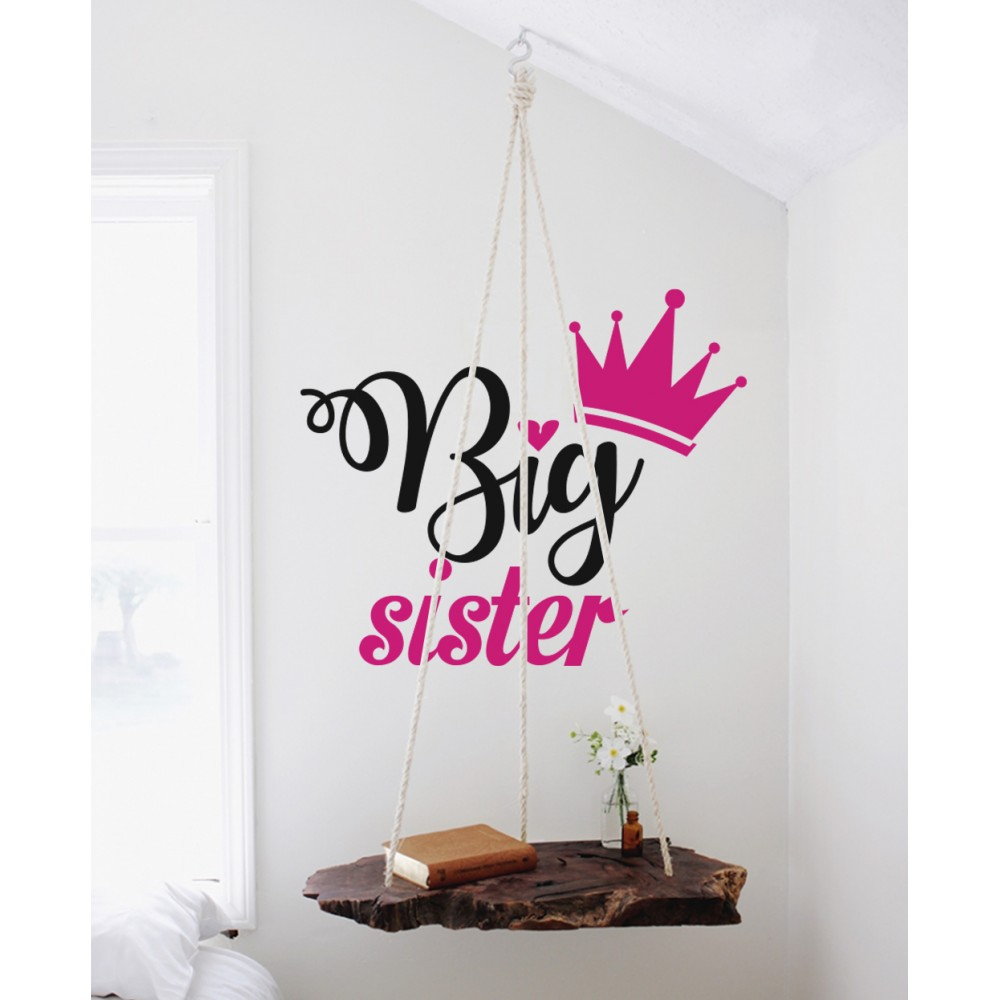 Sticker Big Sister
