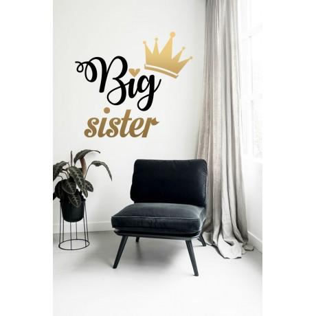 Sticker Big Sister
