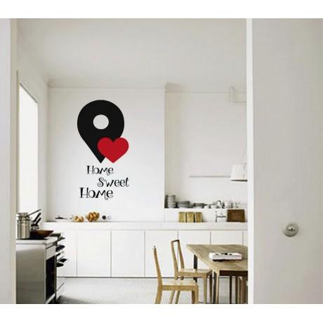 Sticker Home Point