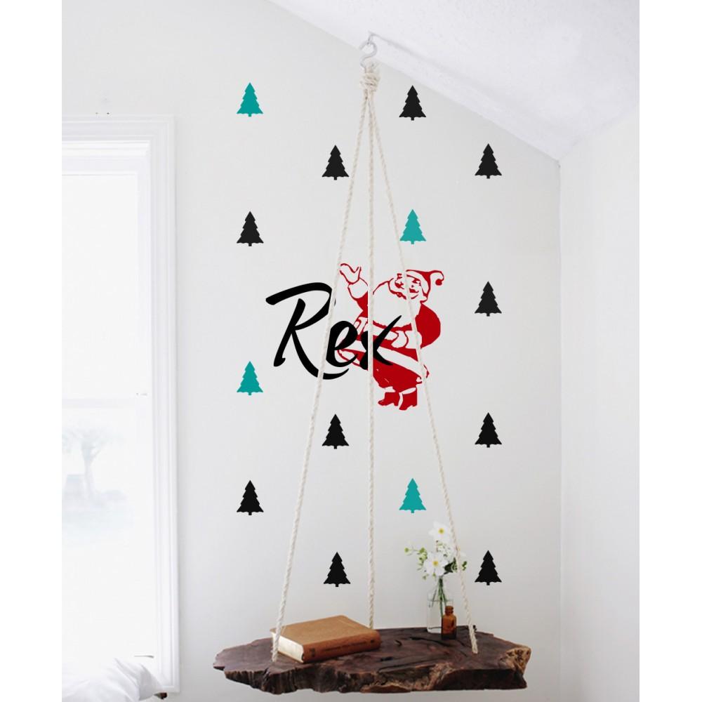 Sticker Moș Crăciun