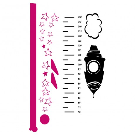 Scară de Măsurat Racheta