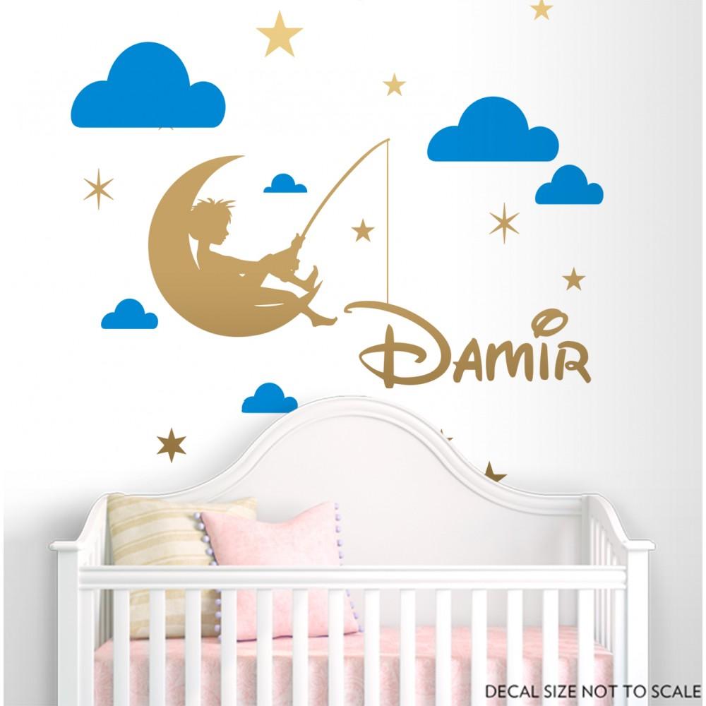 Sticker Compozitie Disney