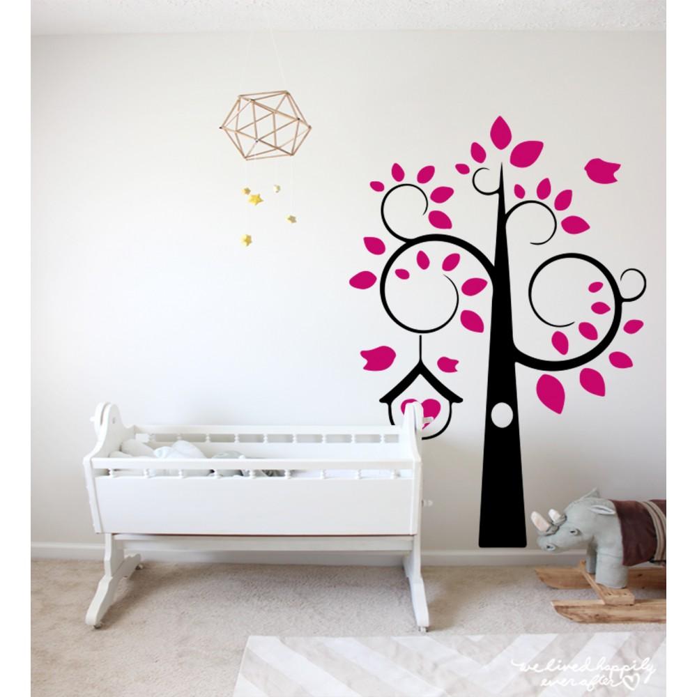 Sticker Copac pentru copii