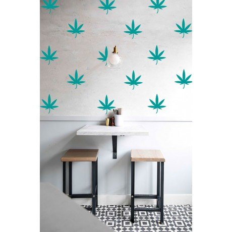 Sticker Marijuana