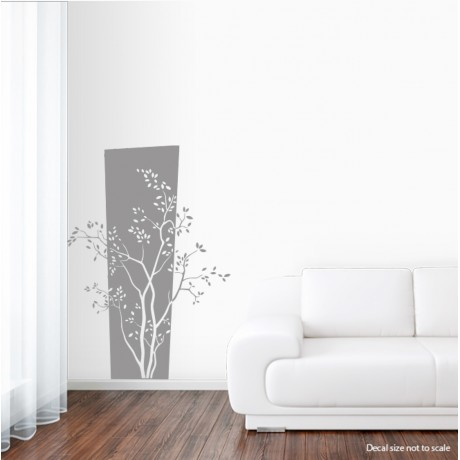 Sticker Copac Decorativ
